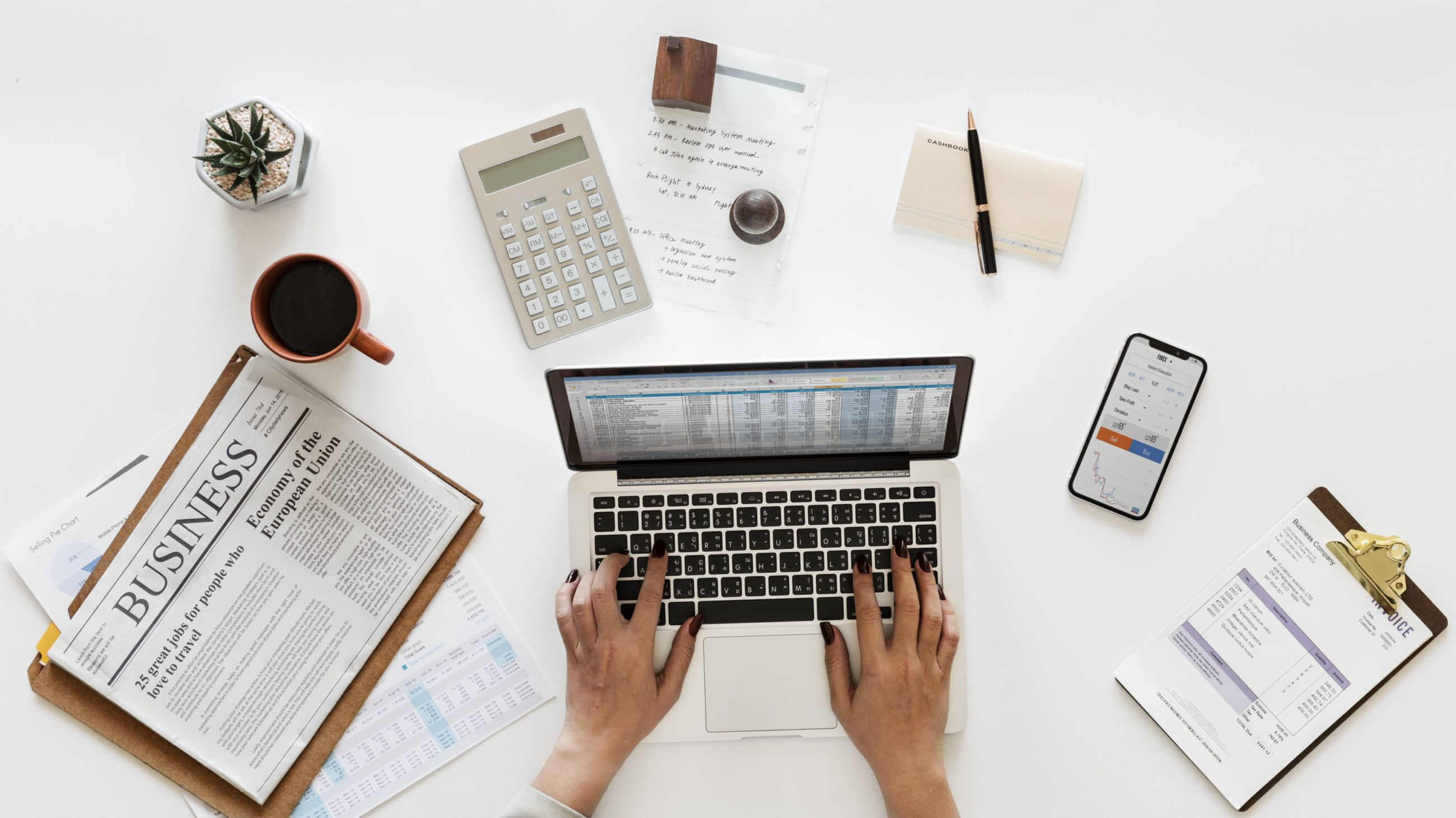Techlish – ever wondered what on earth your accountant is talking about?